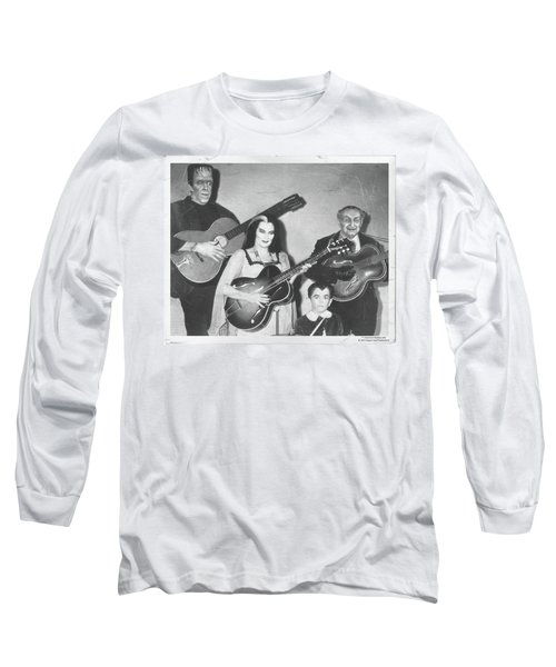 Munsters - Play It Again Long Sleeve T-Shirt