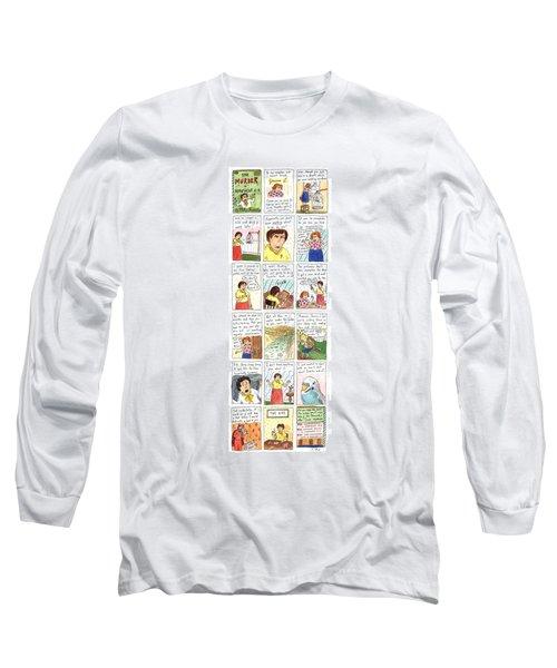 Murder In Apartment 6-k Long Sleeve T-Shirt
