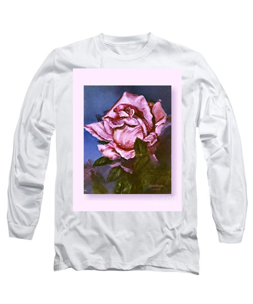 My First Rose Long Sleeve T-Shirt