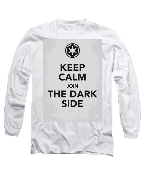My Keep Calm Star Wars - Galactic Empire-poster Long Sleeve T-Shirt