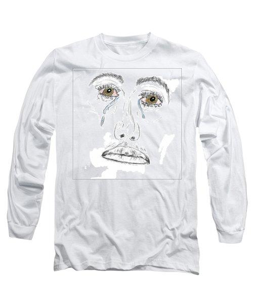 My Tears Long Sleeve T-Shirt