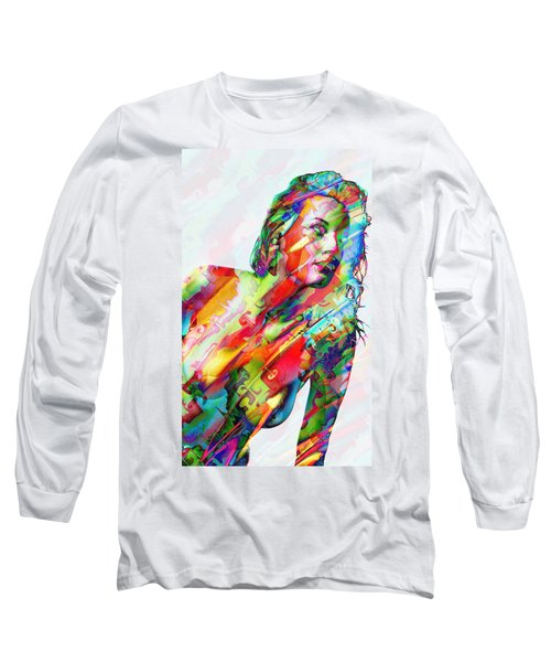 Myriad Of Colors Long Sleeve T-Shirt
