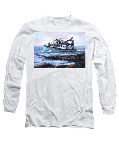 Mystique Lady Long Sleeve T-Shirt