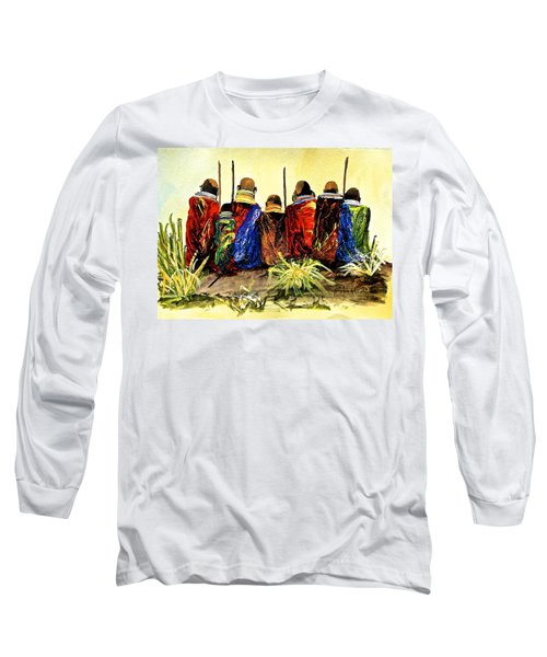 N 26 Long Sleeve T-Shirt