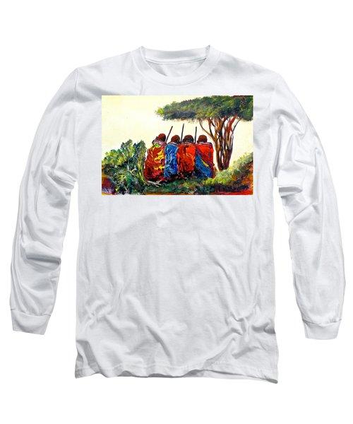 N 40 Long Sleeve T-Shirt