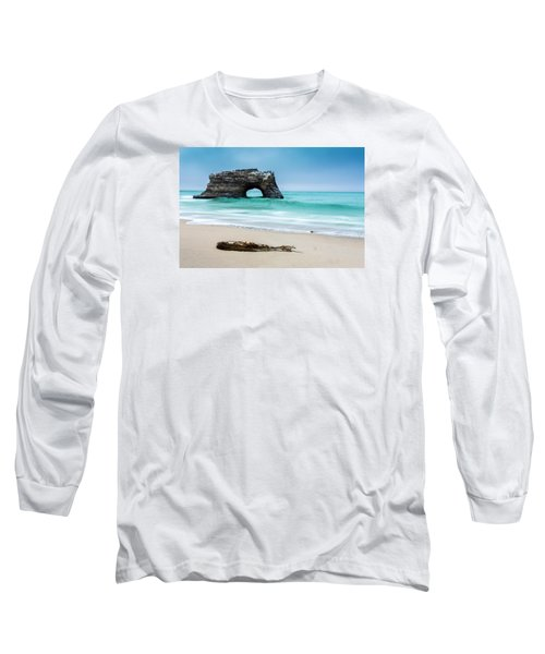 Natural Bridges Long Sleeve T-Shirt by Tassanee Angiolillo
