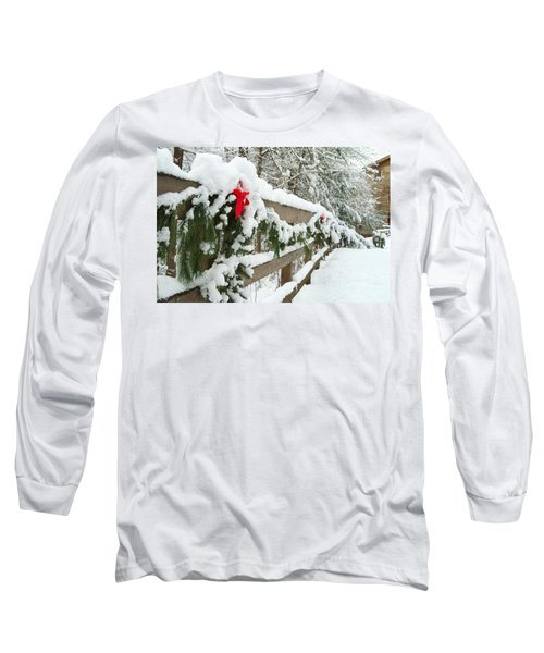 Nature's Decorations Long Sleeve T-Shirt