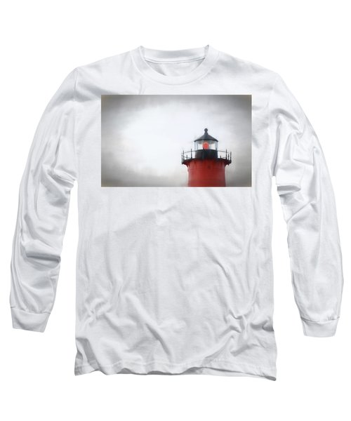 Nauset Lantern And Catwalk Long Sleeve T-Shirt