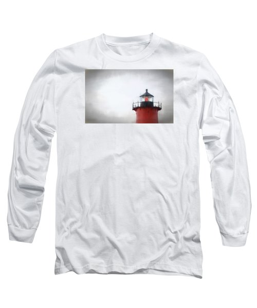 Nauset Lantern And Catwalk Long Sleeve T-Shirt