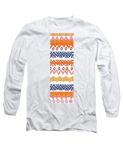 Southwest Pattern IIi Long Sleeve T-Shirt