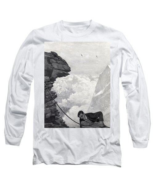 Nearly There Long Sleeve T-Shirt