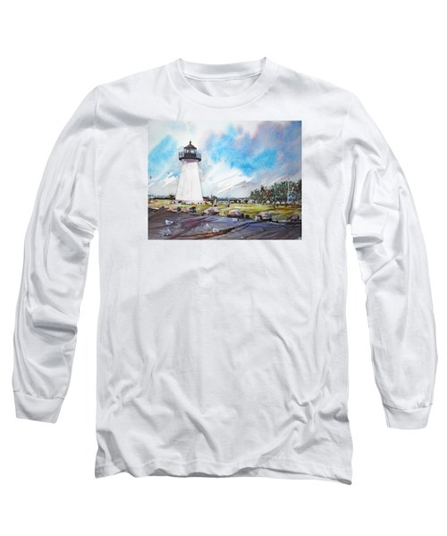 Ned's Point Light Long Sleeve T-Shirt