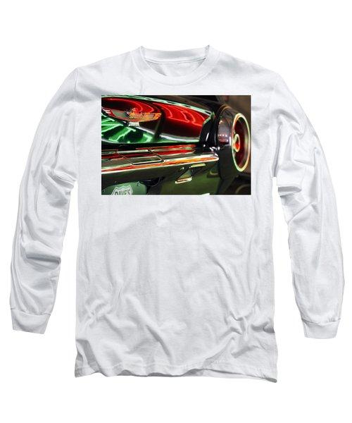 Neon Reflections Long Sleeve T-Shirt