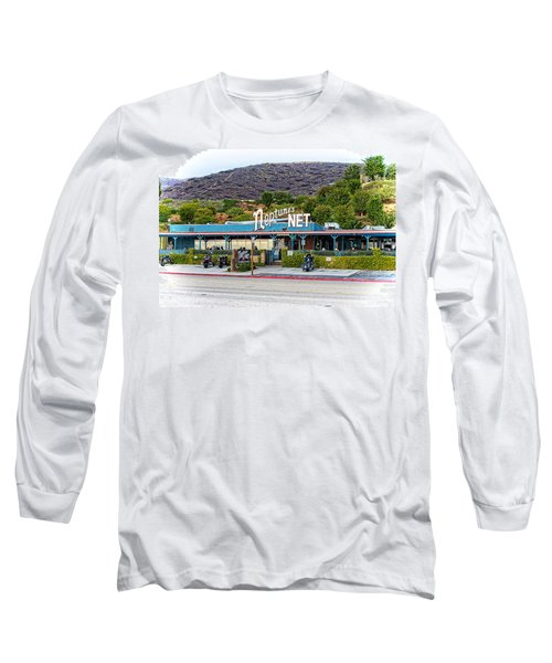 Neptune's Net Long Sleeve T-Shirt