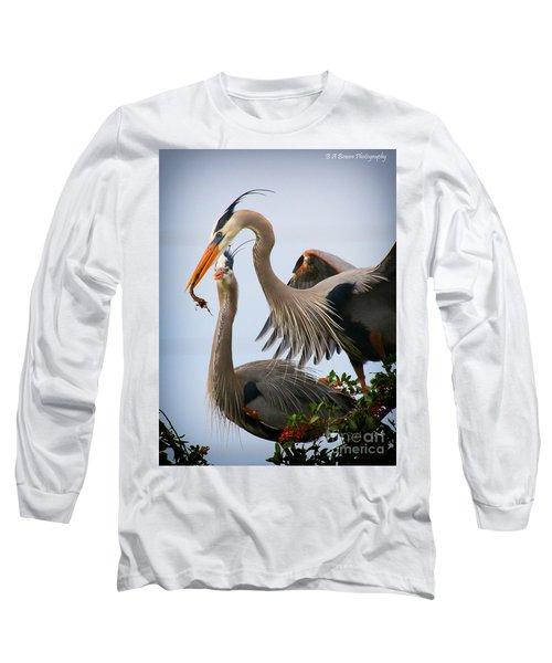 Nestbuilding Long Sleeve T-Shirt