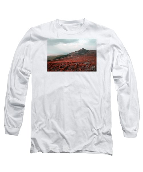 Nevado De Toluca Mexico II Long Sleeve T-Shirt