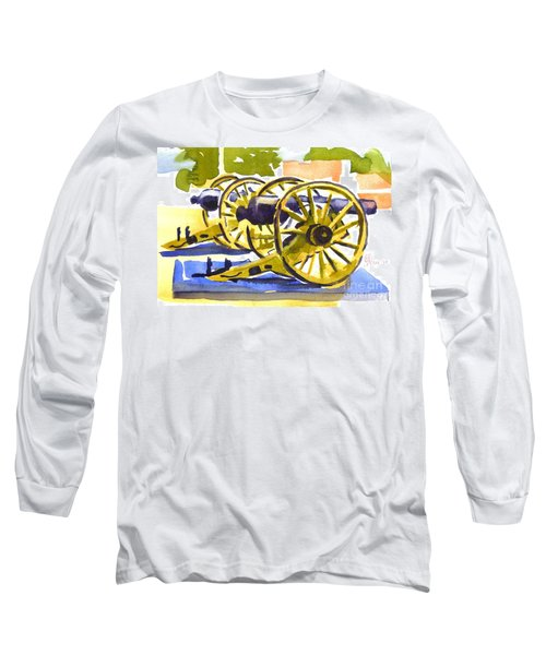 New Cannon Long Sleeve T-Shirt