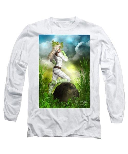 New Earth 3014 Long Sleeve T-Shirt