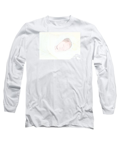 Baby Face Long Sleeve T-Shirt