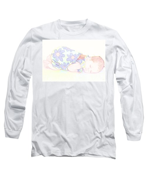 New Photographic Art Print For Sale Baby Girl Long Sleeve T-Shirt