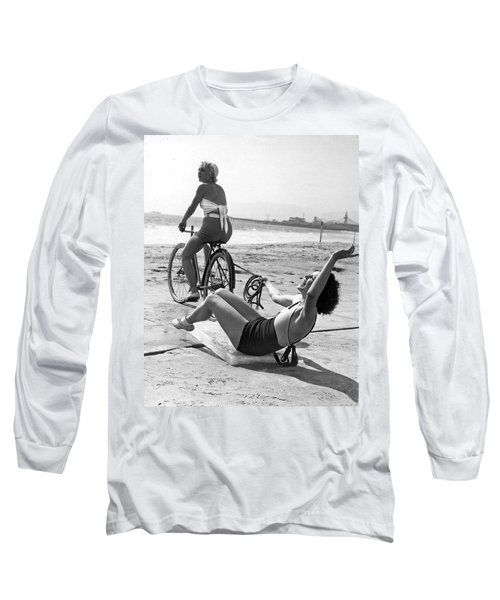 New Sport Of Ice Planing Long Sleeve T-Shirt