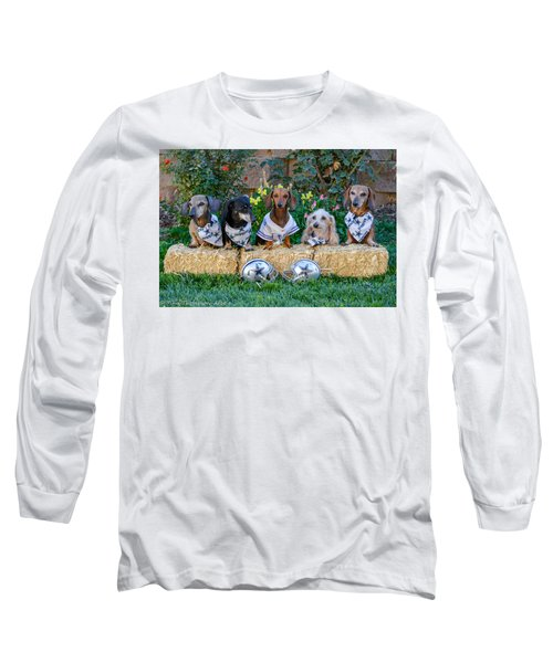 Dallas Cowboy Fans Long Sleeve T-Shirt