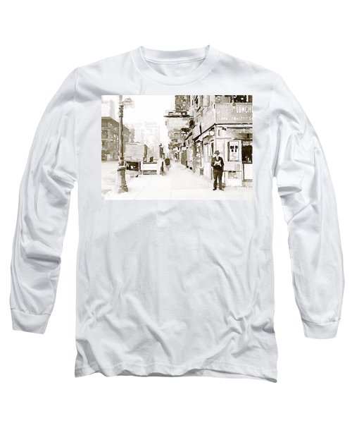 New York 1940 Long Sleeve T-Shirt