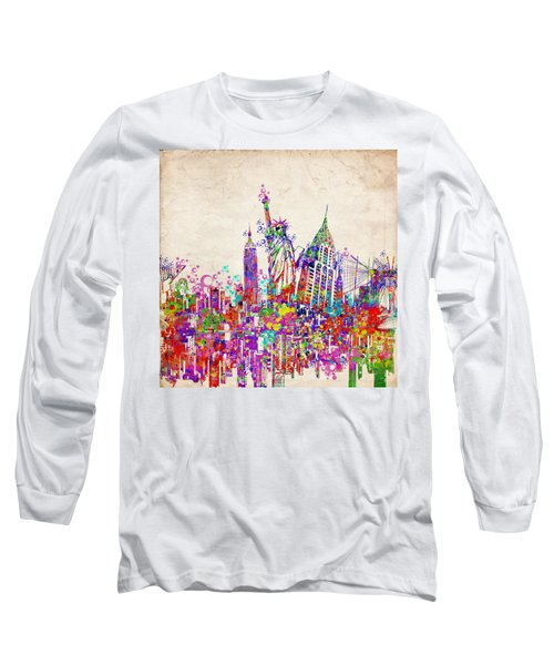 New York City Tribute 2 Long Sleeve T-Shirt
