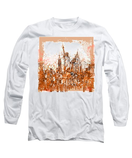 New York City Tribute 4 Long Sleeve T-Shirt