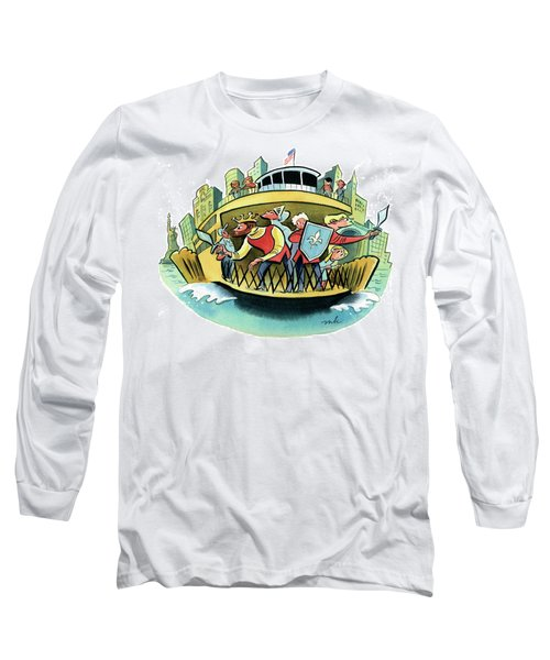 New York Classical Theatre's Henry V Takes Long Sleeve T-Shirt