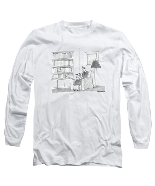 New Yorker April 11th, 1988 Long Sleeve T-Shirt
