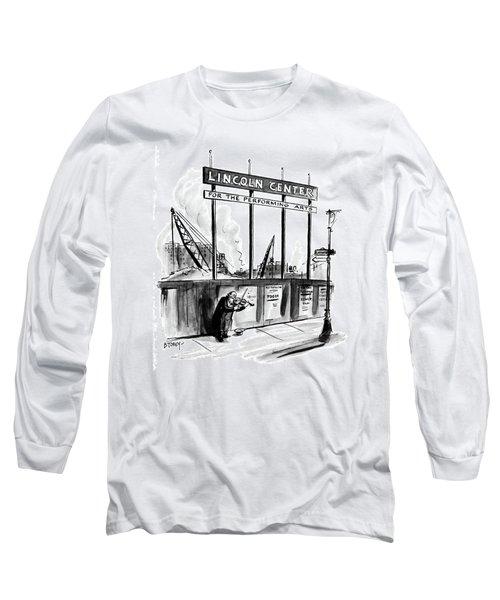 New Yorker April 16th, 1960 Long Sleeve T-Shirt