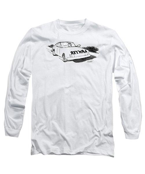 New Yorker April 20th, 1992 Long Sleeve T-Shirt