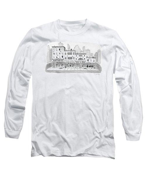 New Yorker April 20th, 1998 Long Sleeve T-Shirt