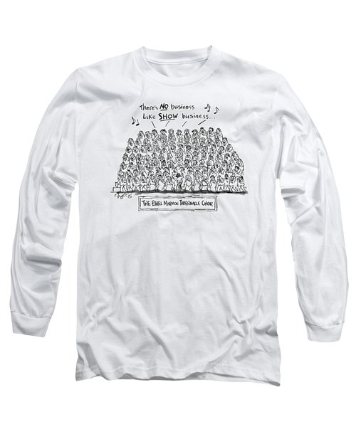 New Yorker April 21st, 1997 Long Sleeve T-Shirt