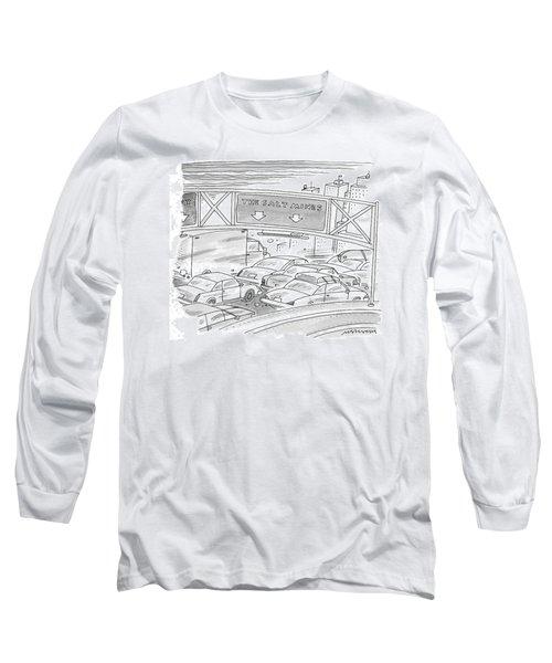 New Yorker April 26th, 1999 Long Sleeve T-Shirt