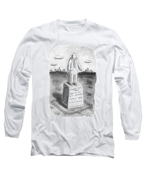 New Yorker April 29th, 1996 Long Sleeve T-Shirt