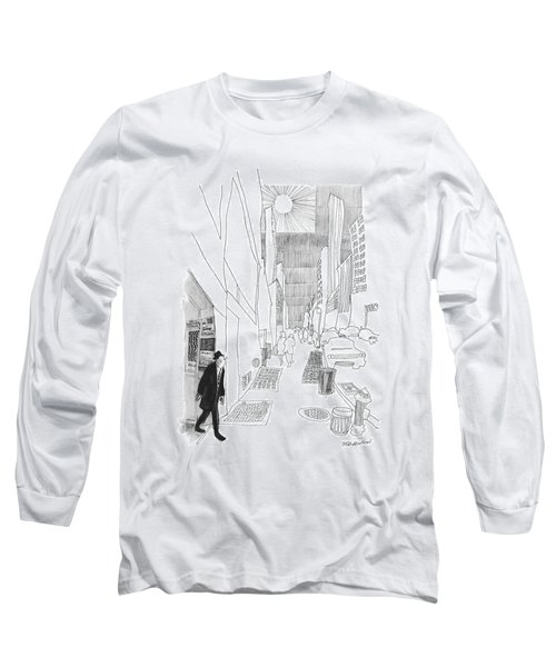 New Yorker April 3rd, 1965 Long Sleeve T-Shirt