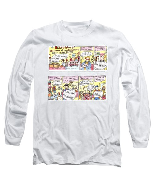 New Yorker April 4th, 1994 Long Sleeve T-Shirt