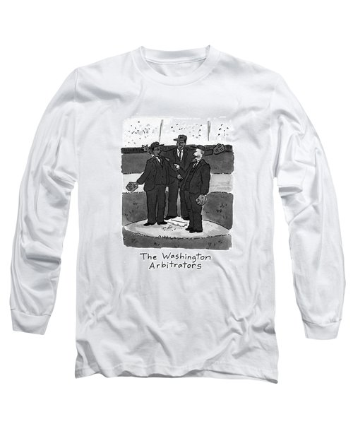 New Yorker April 5th, 1993 Long Sleeve T-Shirt