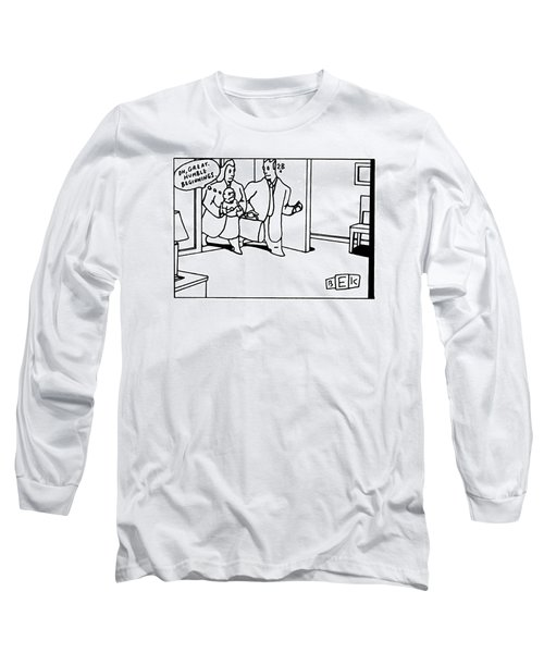 New Yorker April 5th, 1999 Long Sleeve T-Shirt