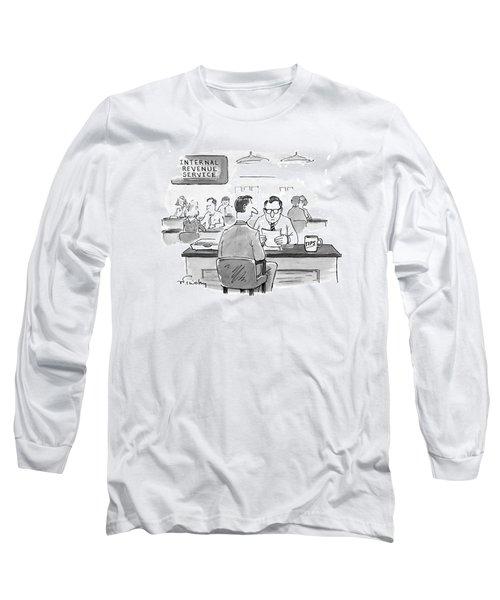 New Yorker April 7th, 1997 Long Sleeve T-Shirt