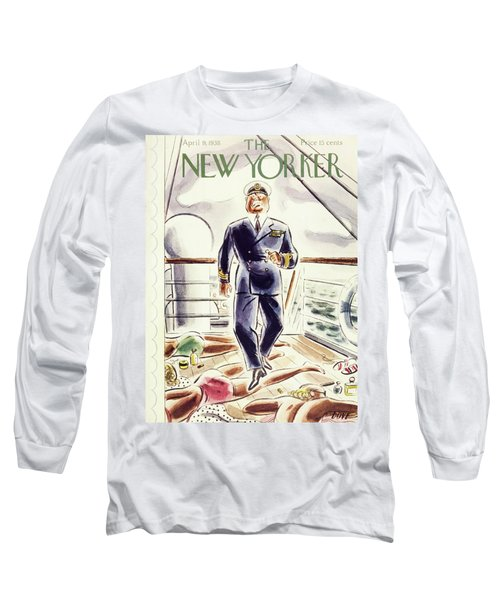 New Yorker April 9 1938 Long Sleeve T-Shirt