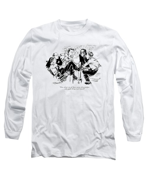 New Yorker August 13th, 1984 Long Sleeve T-Shirt