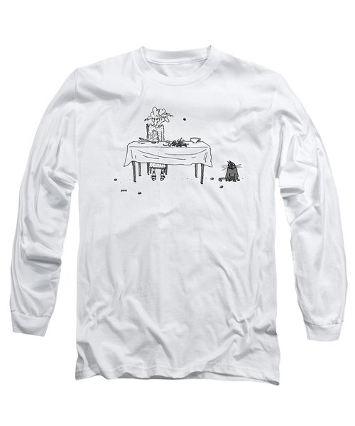 New Yorker August 14th, 1995 Long Sleeve T-Shirt