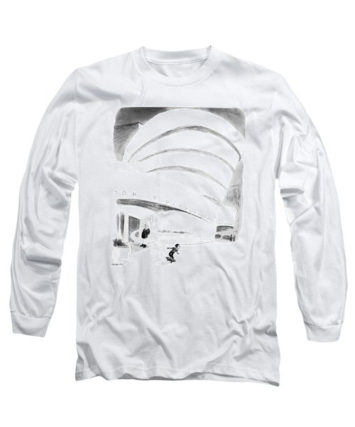 New Yorker August 16th, 1976 Long Sleeve T-Shirt