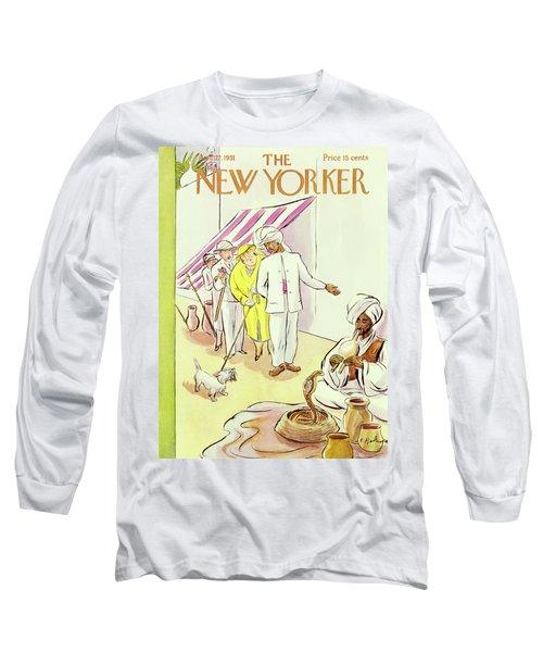 New Yorker August 22 1931 Long Sleeve T-Shirt