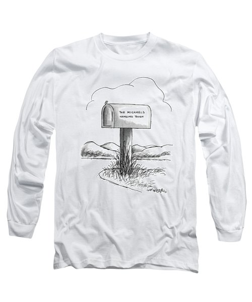New Yorker August 24th, 1987 Long Sleeve T-Shirt