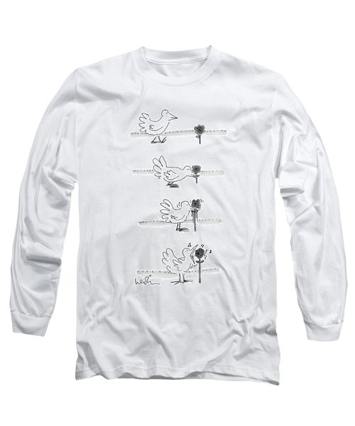 New Yorker August 29th, 1977 Long Sleeve T-Shirt