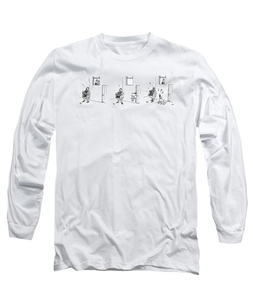 New Yorker August 31st, 1987 Long Sleeve T-Shirt